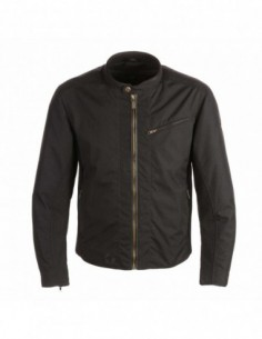 Veste Moto Guns Legend Men Noire